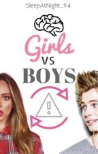 Girls vs Boys by SleepAtNight_94