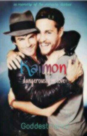 KAIMON : Dangerously In Love  (Book 1) by GoddestMarco