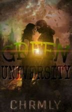 Green University (COMPLETED) by Chrmly