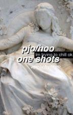 pjo/hoo one shots  by blushingjeongguk
