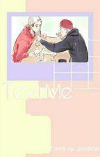 Text me ↬YM↫ مُترجمة √ by pinxblax