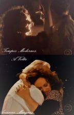 Tempos Modernos - A Volta by ArianneMarques