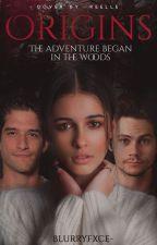 Origins ↯ Teen Wolf (Book I) by blurryfxce-