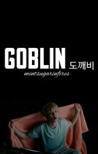 goblin. + pjm [VERY SLOW UPDATES] by mintsugarinfires