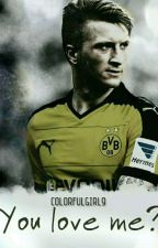 You love Me? | Marco Reus by ColorfulGirl9
