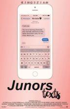 junors texts by kingsziam