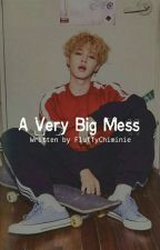 A Very Big Mess [Jikook] SLOW UPDATE by FluffyChiminie