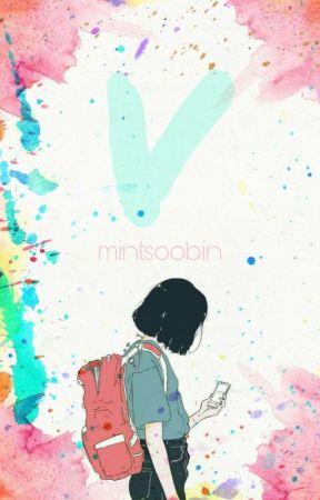 V || V Author-nim || by mintsoobin