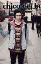 El chico del bus- (Harry Styles) One Shot ADAPTADA by Aguus1628