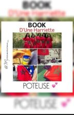 BOOK D'UNE HARIETTE POTEUSE by MyriamRocma_