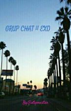 GRUP CHAT || EXO by mysixtyonestar