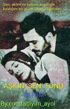 AŞKIN 'SEN' TONU by _foreverec