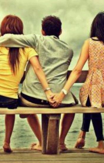 Three on one lesbian