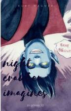 Nightcrawler(kurt wagner) imagines by tamii_to