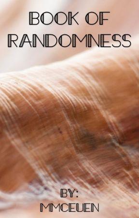 Mmceuen's Book Of RandomNESS by mmceuen