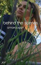 Behind The Scenes •Jian by amorousjian