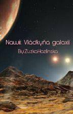 Nawi: Vládkyňa galaxii by ZuzkaHazlinska