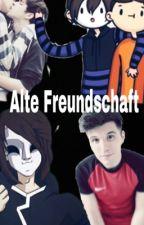 Alte Freundschaft:-Kürbistumor by KottKeks