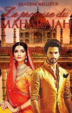 la promise du Maharajah (Saga Des Elsaïr 2) by mademoisellepop