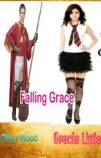 Falling Grace (Oliver Wood love story) by BrieannaVannatter