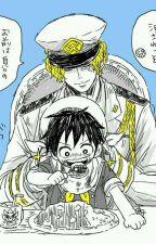 Một số doujinshi về các cặp đôi trong One Piece by Tsuyuki_