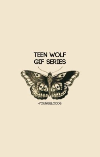 Teen Wolf ⇒ Gif Series  [completed]
