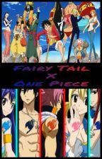 Fairy tail x One piece  by Pau_Mayu