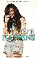 Love Happens (COMPLETED) by choco_brownies_lover