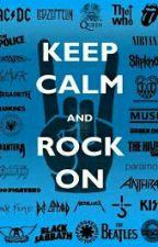Let's Rock & Roll by TazyFukuro