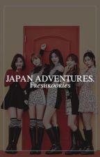 JAPAN ADVENTURES - DIVERSITY. by freshkookies