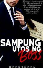 Sampung Utos Ng Boss ( COMPLETED ) by Meensheen