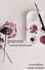 poems: a mind of hurricanes by crimsonblue_