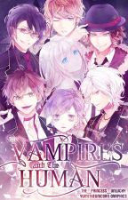 The Vampires and The Human by xalgofobia