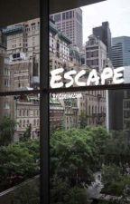 Escape|Charlie Lenehan|  by Olciakowa