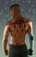 The Blade (Voltron Shiro X Reader. Last Man Standing Remake) by Rainstar123