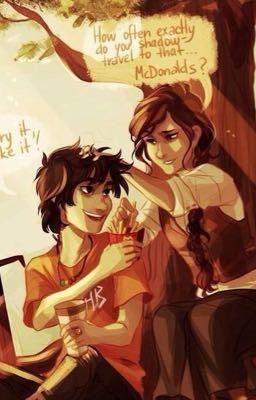 Nico Di Angelo And Percy Jackson