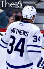 The 6. //Auston Matthews by hockeyxx