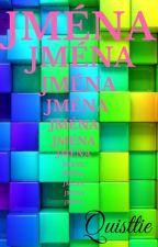 JMÉNA by Quisttie