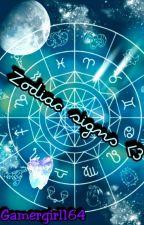 Zodiac signs <3 by Jimmy_164