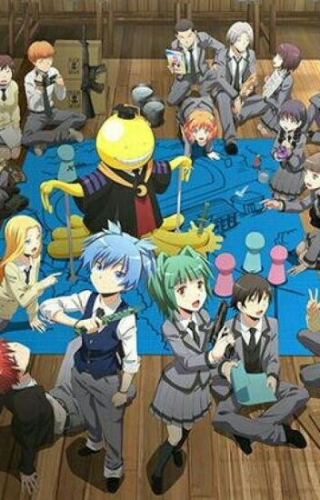 ASSASSINATION CLASSROOM...X Reader