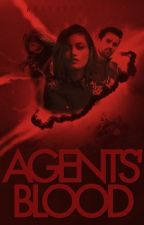 Agents' Blood 💢Carter by ahoyahoymcavoy
