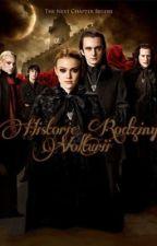 Historie Rodziny Volturii  by Dark_Kueen
