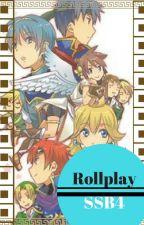 Roll Play Super Smash Bros by -_Julie_Dorian_-