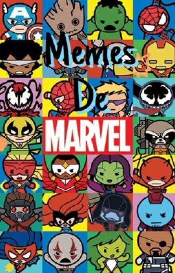 Memes de Marvel
