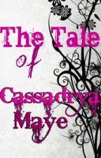 The Tale of Cassadrya Maye [Percy Jackson FF] by Cobrate