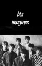 bts imagines [방탄소년단] by Dejuuhh