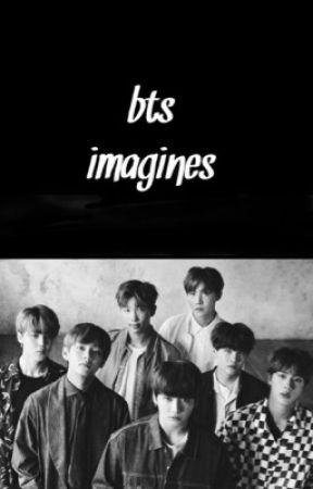 bts imagines [방탄소년단] - hit the stage