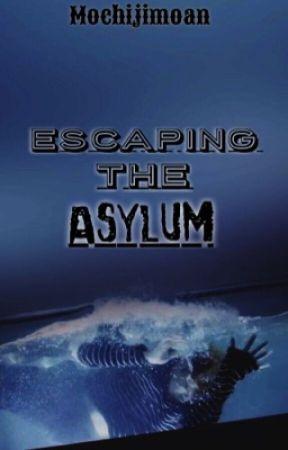 Escaping the Asylum by MochiJimoan