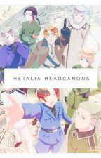 [APH] Headcanons  by lpukfr