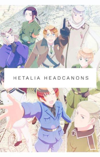 [APH] Headcanons